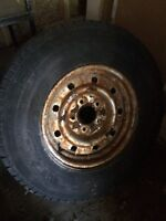 Spare rim & tire for Ford F150 !!!! $25