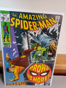 The amazing spiderman 79 mid grade