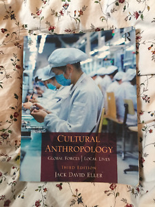 Cultural Anthropology, Jack David Eller 3rd Edition - U of C