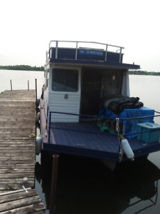 Houseboat | ⛵ Boats & Watercrafts for Sale in Ontario | Kijiji