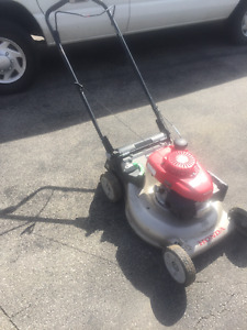 """HONDA 21"""" 3 in 1 HHR SERIES LAWN MOWER!!!! AWESOME CONDITION!!!"""