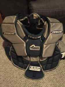 Great little goalie Chest protecter for a great price