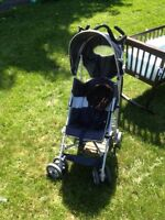 Stroller for sale , 45$ negotiable