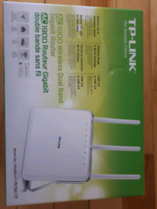 Ac 1900 wireless Dual Band Gigabit Router