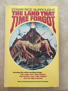 EDGAR RICE BURROUGHS' The Land Time Forgot