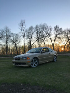 2000 BMW 3-Series 323ci Coupe 5500 obo