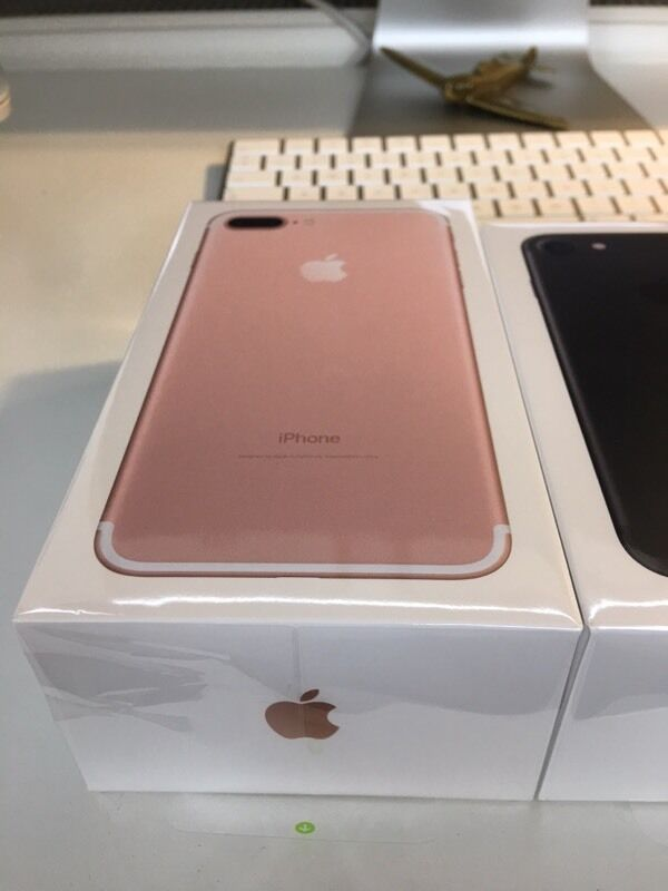 iPhone 7 Plus Rose Gold   in Brick Lane London   Gumtree