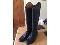 BROGINI LEATHER HORSE RIDING BOOTS