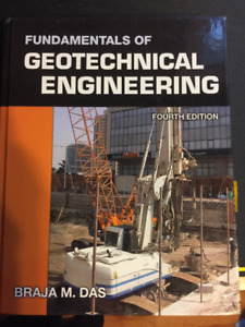 Fundamentals of Geotechnical Engineering Fourth Edition