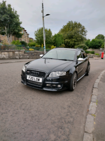 Audio A4 RS4 conversion hybrid turbo 300hp airlift low miles PX Swap