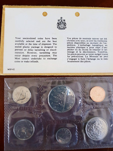 1983 proof like coin set