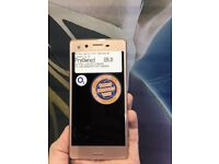 ! 1YR Guarantee! Sony Xperia X 32GB Rose Gold!