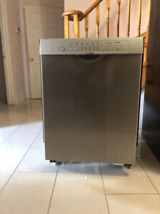 2016 Bosh stainless steel inside out dishwasher for sale
