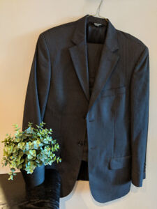 Moores Chaps 36R Mens Suit Jacket and Trousers