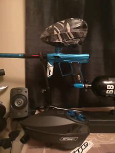 High end Paintball gear
