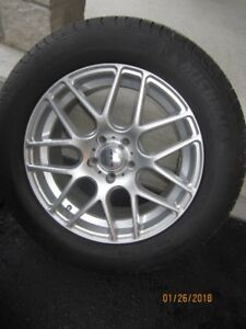Tire and rim Package