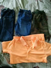 Boys 8-9 year clothes