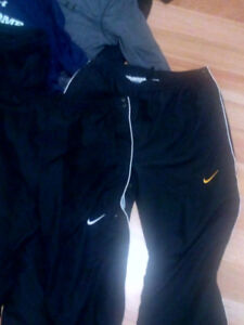 Mens clothes. Shirts And jogging pants Under Armour Nike 2XL