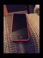 8G Pink iPhone 5C for sale !