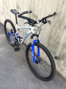 29er MTB/Enduro/city winter bike w/disc brakes and upgrades