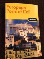 Travel- European Ports of call