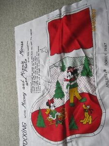 Disney Screen Prints to craft -Mickey & Minnie Windsor Region Ontario image 2