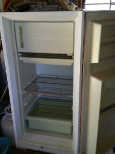Free fridge to keep your summer beverages cold