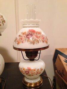 Antique Hurricane Lamps w/night lights Regina Regina Area image 5