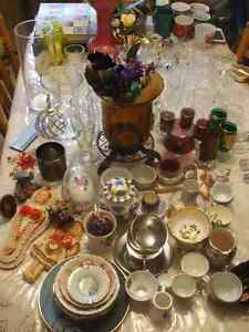 Glassware Crystal Etc. Kitchener / Waterloo Kitchener Area image 1