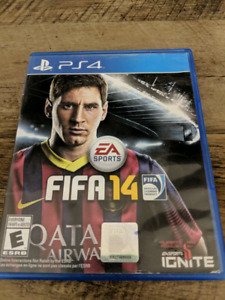 FIFA14 for PS4