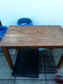 Large table