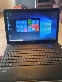 Fujitsu Lifebook A512 windows 10 laptop