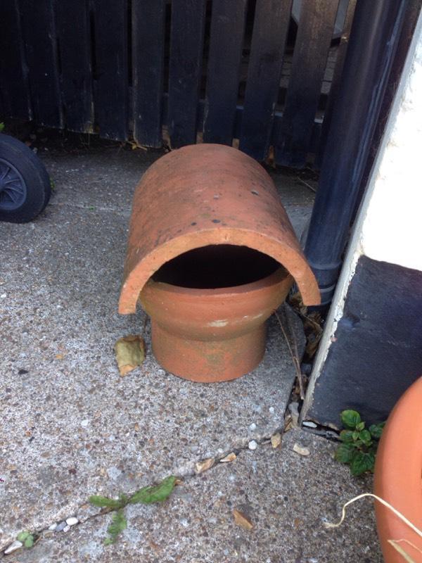 Terracotta Chimney Cowl Cap In Westbury On Trym