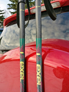 Exel cross country ski poles