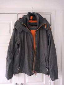 SuperDry Wind Cheater Jacket