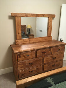 Custom Made Rustic Furniture (Toddler Tables, Benches, Etc) Strathcona County Edmonton Area image 5
