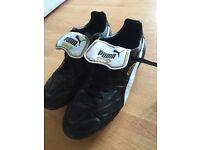 Brand New Puma King Football boots. 7 1/2