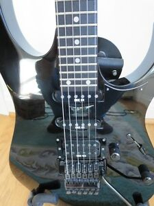 FOR SALE: 1987 IBANEZ RG560 SOLID BODY ELECTRIC GUITAR London Ontario image 2
