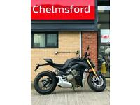 Ducati Streetfighter V4S Black 2021 Model - JUST ARRIVED IN STOCK, ONE ONLY!!