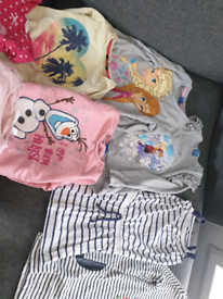 Bundle of girls clothes size 5-6 years