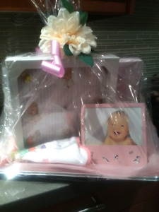 New born gift set. New