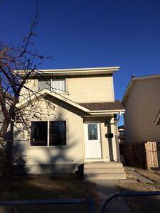 3 Bedroom Full House in NE Calgary