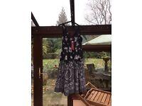 New Monsoon dress size 8