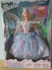Swan Lake Barbie Doll Odette Ballerina Wings Light Up Mattel NEW Kitchener / Waterloo Kitchener Area image 2