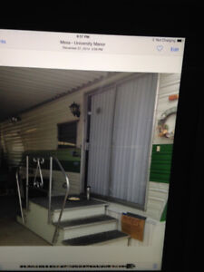 Apache Junction park model trailer for rent 1300/mo