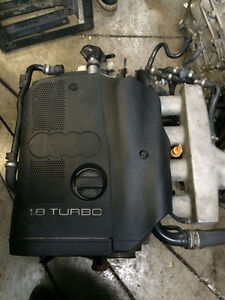 Audi A4 2003-2005 1.8T Engine Block AMB M/T 28 000KM