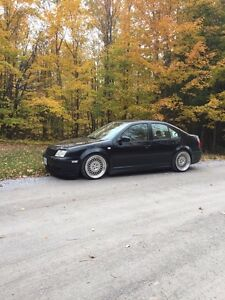 2000 Volkswagen Jetta 1.8T - Lots of Mods!