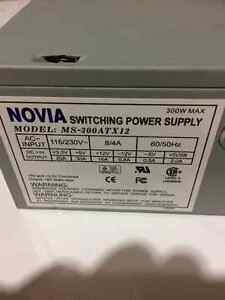 Computer 300W power supply