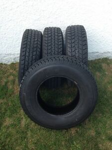 205/75R14 -4 matching tires