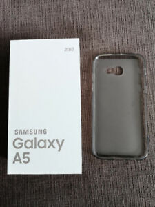 Samsung Galaxy A5 - Never used with box & case